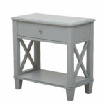 beachcrest home flintridge end table reviews whitewash accent small slim bedside dining room sets polished concrete folding patio farmhouse trestle wedding linens antique side 150x150
