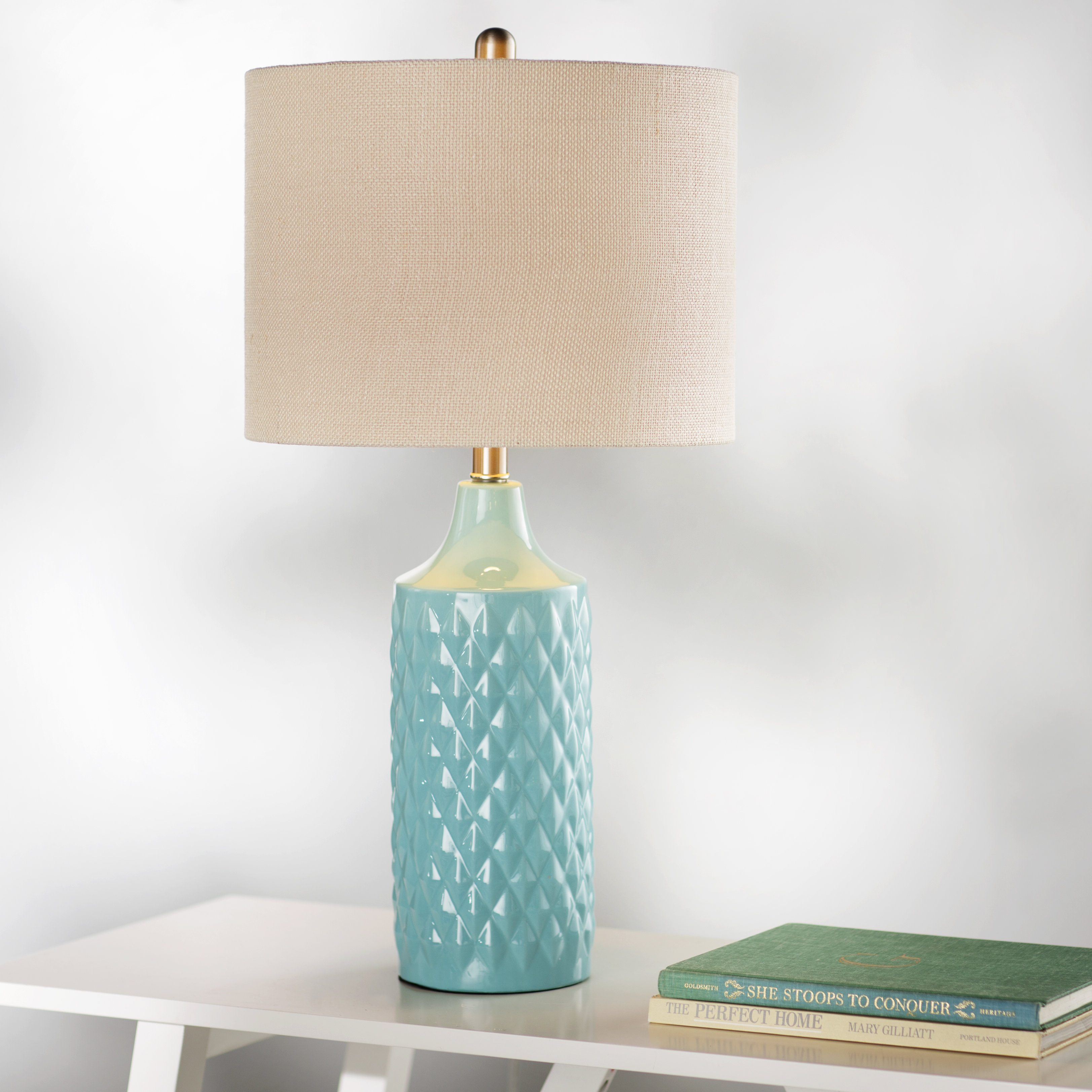 beachcrest home melbourne beach table lamp reviews accent lighting seattle mirrored with drawers farm style sofa kmart camping pub garden furniture black pedestal threshold gold