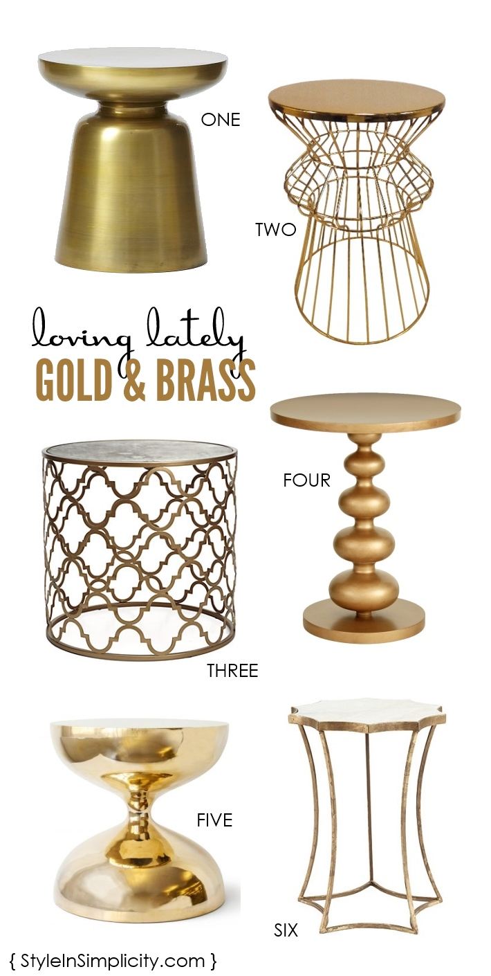 beautiful brass accent table with tables hadin gold uttermost asher round small entryway cabinet outside and chair covers outdoor wicker dining target wood side yellow decor retro