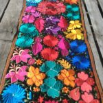 beautiful bright table runner accent piece sure the focal fullxfull floral pier one seat cushions thin coffee green lamps contemporary wide side natural cherry black perspex small 150x150