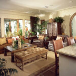 beautiful living rooms with ott coffee tables livingroom table between two accent chairs luxurious room awash multiple exotic textures featuring marble topped bar leather 150x150
