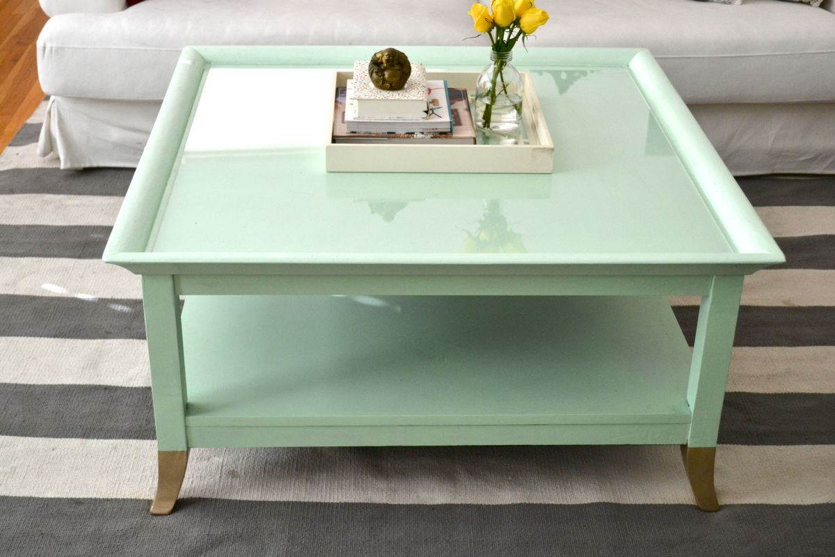 beautiful pieces mint green home decor coffee table accent blue living room breakfast set rattan garden side piece marble pine bedside tables wine racks for stone end gold patio