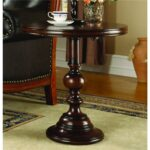 beautiful round pedestal accent table wood and plans target faux distressed red threshold woodworking small splendid wooden mango white metal reclaimed full size ballard designs 150x150