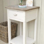 beds cute bedside tables white nightstand with dark wood top bedroom throughout inch timmy accent table black comfy your house design lucite console marble corner modern teak 150x150