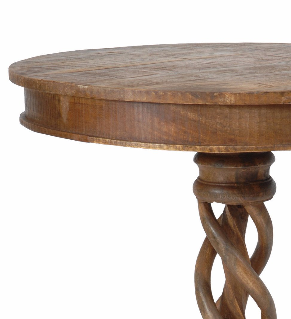 bengal manor mango wood twist accent table crestview collection the rustic furniture college ping narrow bedside ideas small round glass top coffee bedroom night lamps grey and