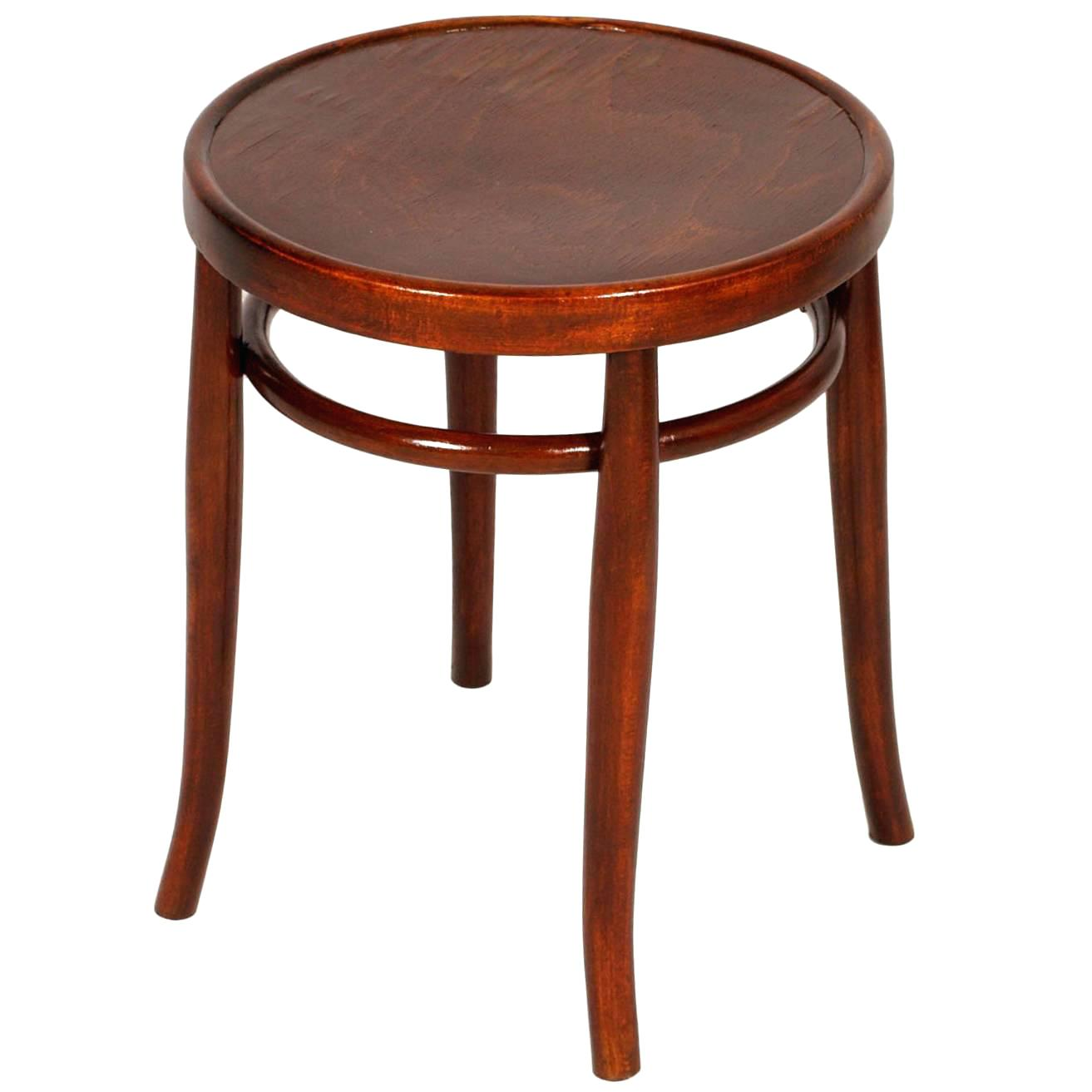 bentwood end table west elm daybed living room eclectic with early century round coffee polished wax for bent wood legs toddler and chairs monarch accent tempered glass small