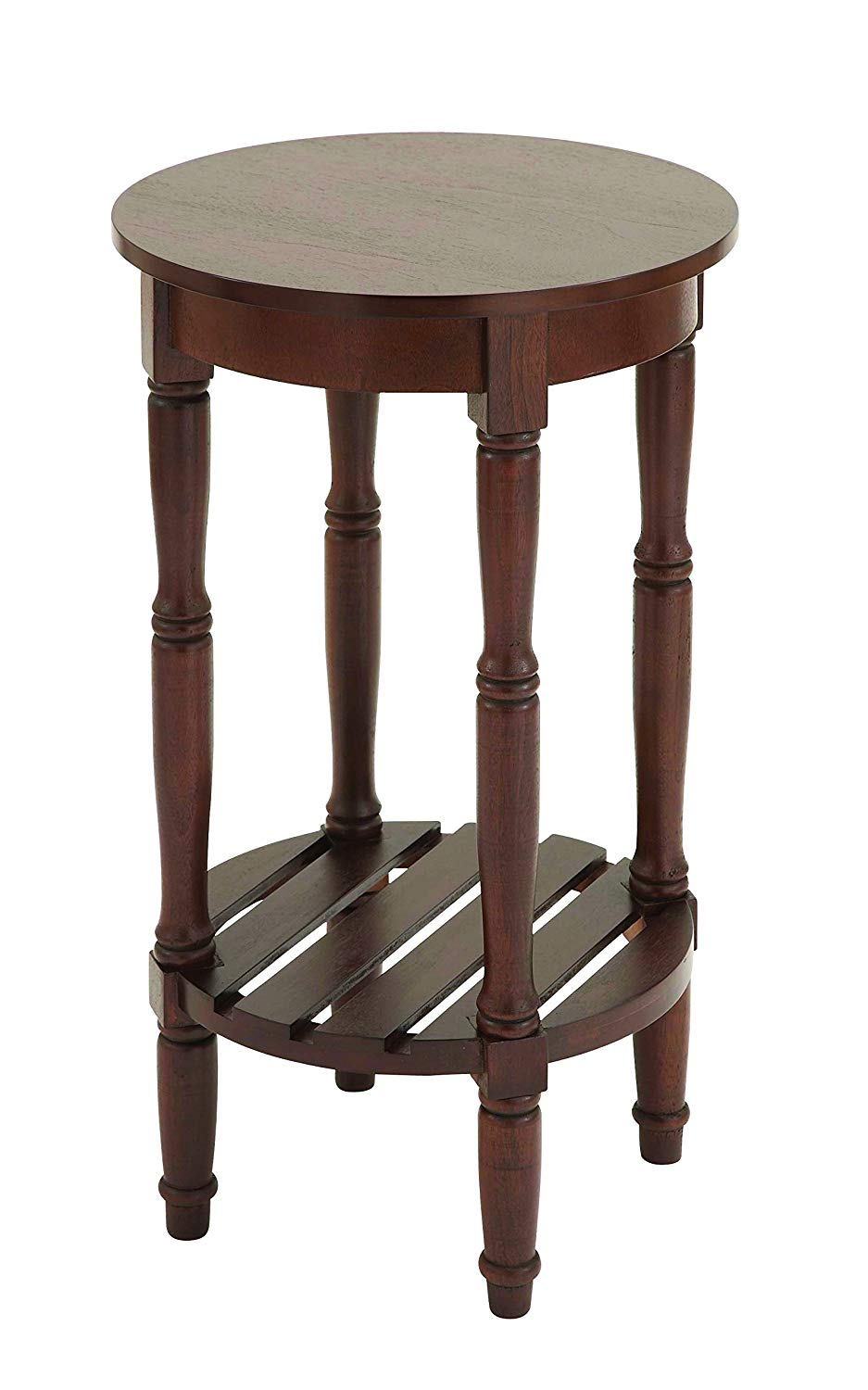 benzara wood round side table inch light pine end tables green kitchen dining value city furniture clearance living spaces sectionals wooden design build coffee pipe grey ashley