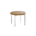 beo side table round jane hamley wells modern outdoor teak top stainless steel big bedside target metal patio accent floor lamp cloth runners diy furniture legs drawing room 150x150