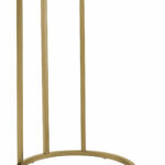 bergen end table joss main maeve round metal eyelet accent quickview lucite sofa nautical ceiling fans with lights stacking coffee tables glass knobs antique gold brass base small 150x150