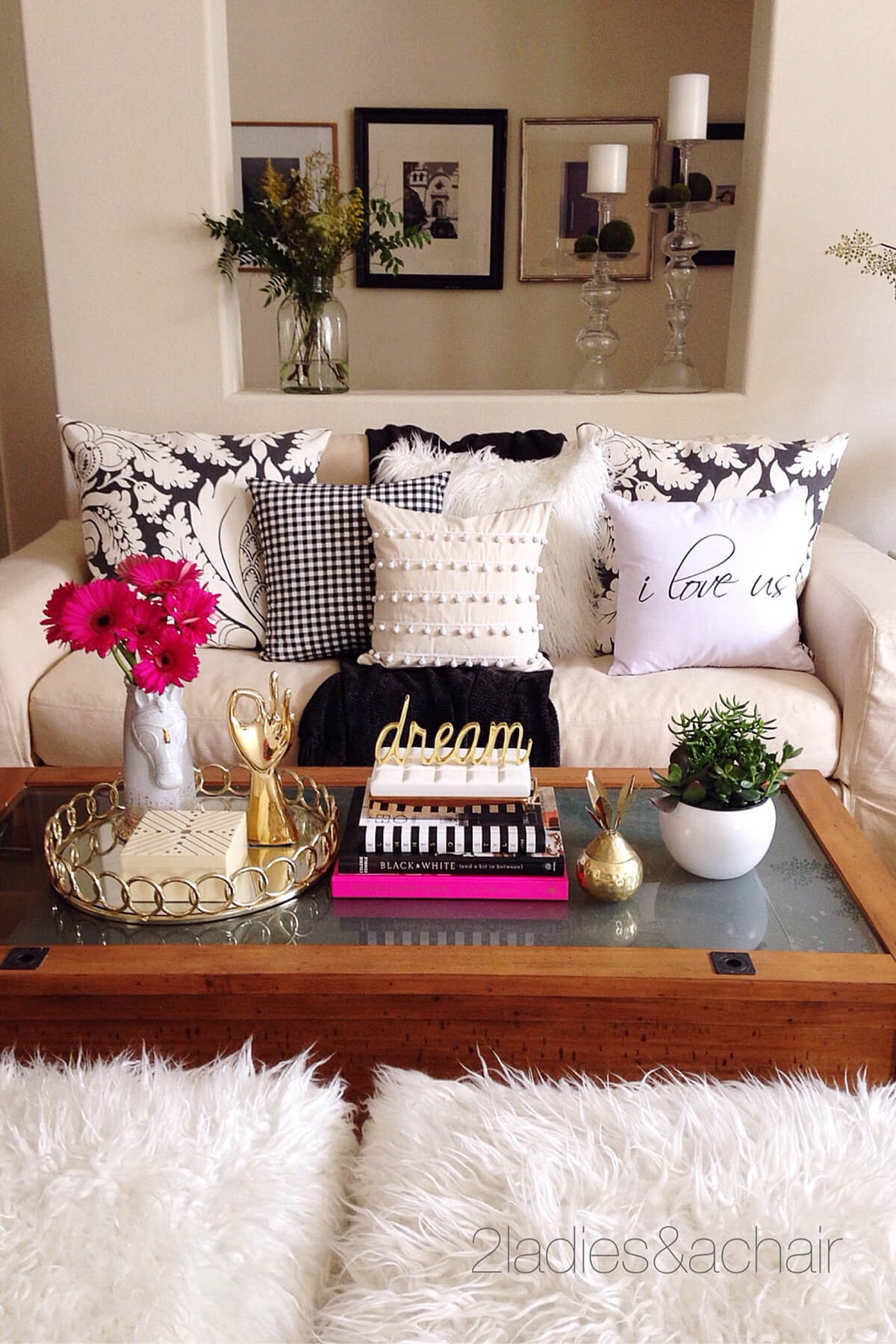 best coffee table decorating ideas and designs for homebnc accent decor easy elegant book stack with gold art chair set west elm small dining wine stand plain cloths wooden legs