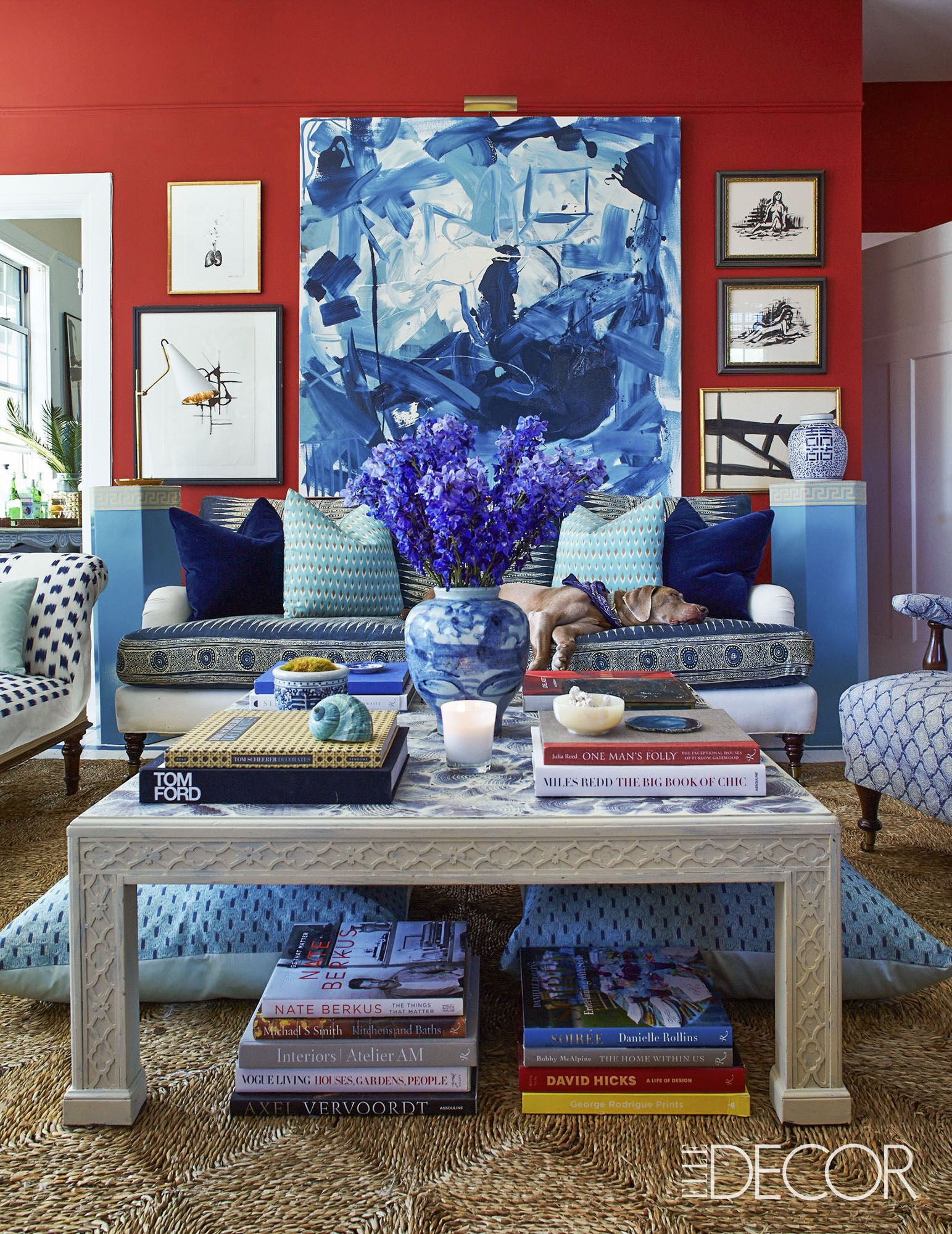 best coffee table styling ideas how decorate better homes and gardens accent multiple colors pier chairs accessories living spaces bedroom sets small tiffany style desk lamp thin