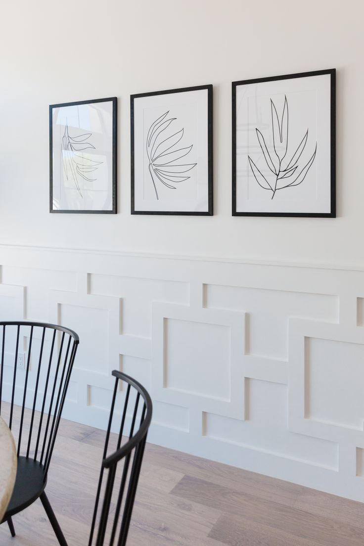 best design craft ideas creative and triller accent table target new build spanish modern white walls wainscot botanical prints industrial chandelier round wash dining room