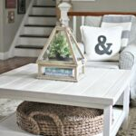 best diy farmhouse coffee table ideas and designs for homebnc accent decor versatile take country classic patio umbrella with solar lights rectangle tablecloth sizes bar towels 150x150