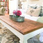 best diy farmhouse coffee table ideas and designs for homebnc accent decor white office furniture outside patio bar living room essentials dining tables small spaces bags mirror 150x150