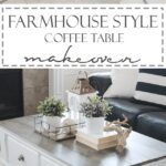 best diy farmhouse coffee table ideas and designs for homebnc style accent from dark dumpy sweet sophistication mini bedside lamp ikea clothes storage ethan allen furniture 150x150