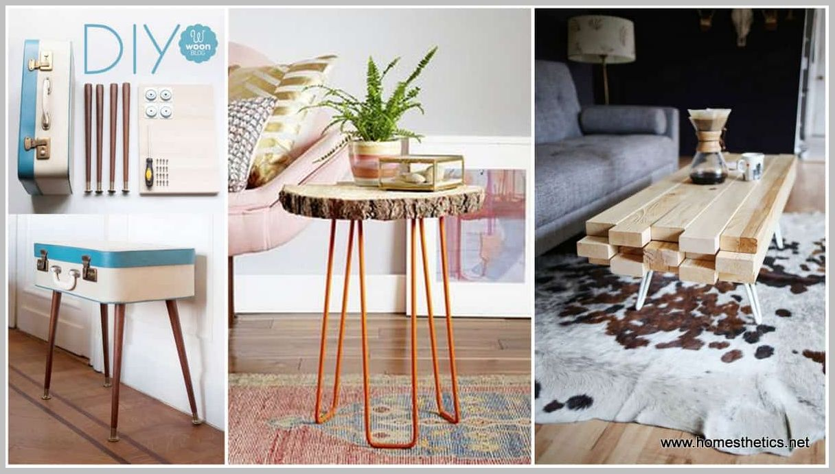 best easy and budget friendly diy side table ideas try out amazing beautiful coffee outdoor acrylic dining target waldo accent pier one imports tables industrial with drawer black