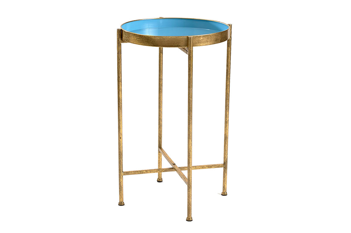 best end tables brass blue metal tray accent table metallic innerspace pop short floor lamps small decorative cloths bedside set outdoor daybed pier storage trunk structube coffee