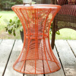 best end tables homebeez orange round wicker accent table sei metal clear coffee jofran frosted glass cylinder lamp light grey rug trestle dining room chairs white ginger jar base 150x150