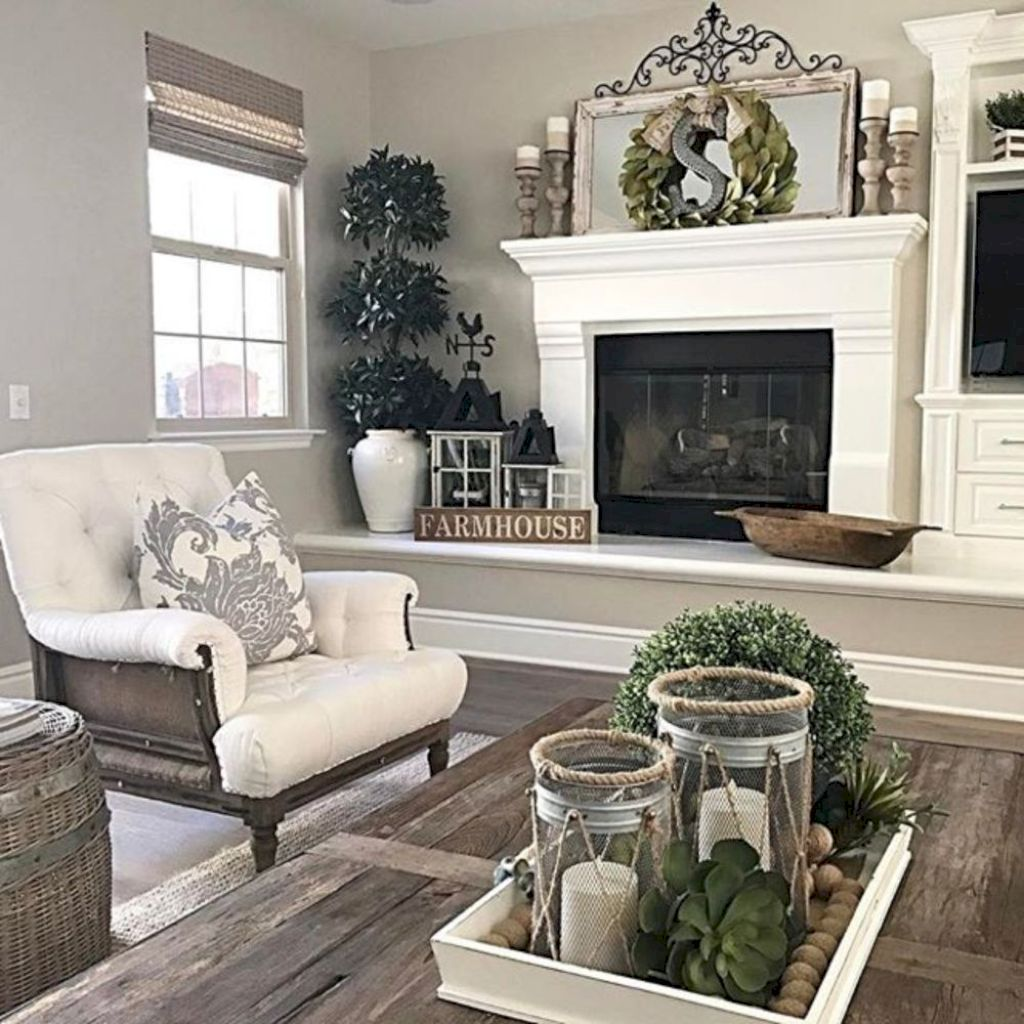 best farmhouse living room remodel ideas accent table decor bar towels bedside iron centerpieces silver lamps antique coffee and end tables white marble gold west elm copper lamp