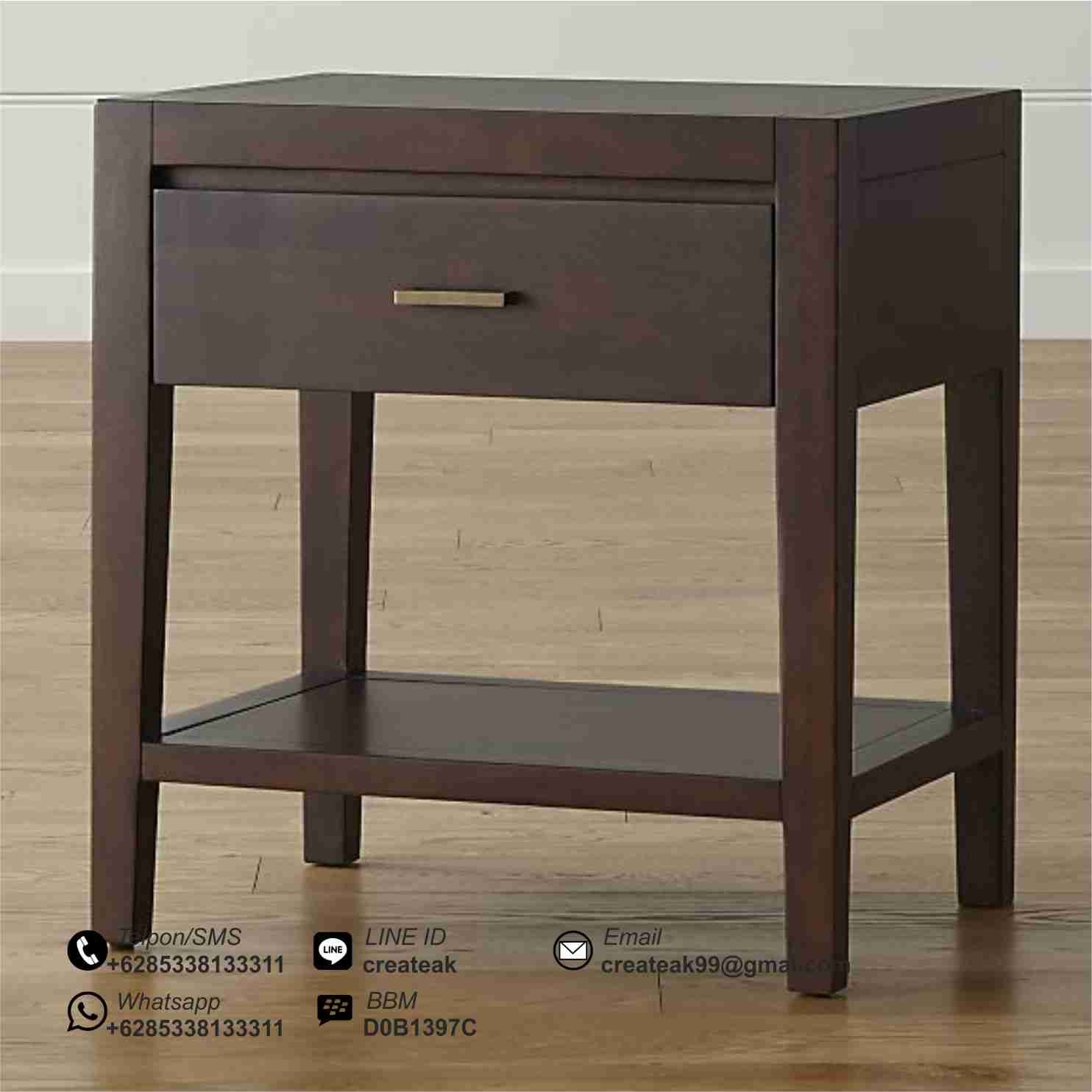best meja nakas nightstands bedside tables threshold margate accent table night stands round kitchen cocktail tablecloth tall side with drawers clear plastic coffee ashley