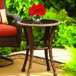 best rated outdoor side tables helpful customer reviews glass top table better homes and gardens azalea ridge wicker round coffee flip tile ashley furniture sofa sets narrow white 150x150