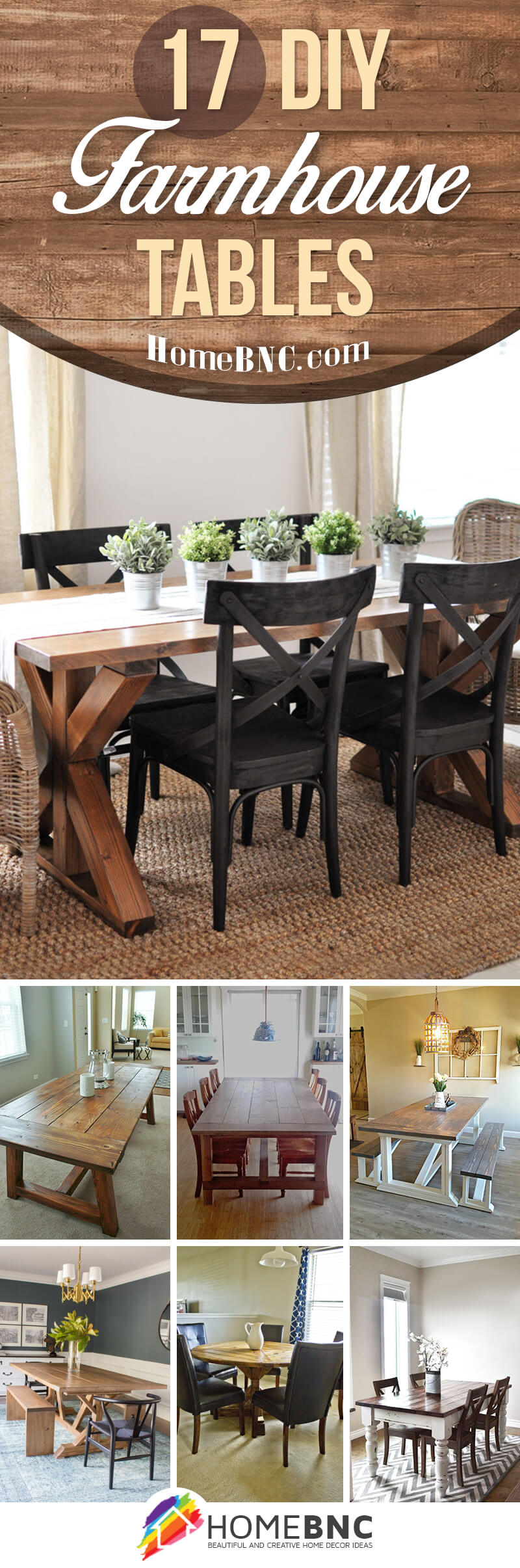 best rustic diy farmhouse table ideas and designs for share homebnc accent the perfect your home wicker outdoor furniture dorm antique teal chairs coastal bathroom accessories