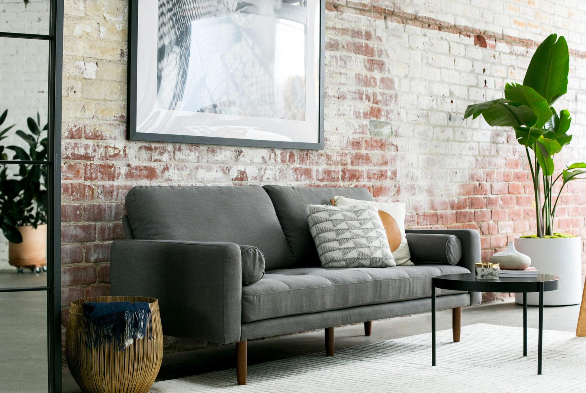 best sofas and couches you can gear patrol the for summer nap full lead ave six piece fabric chair accent table set skinny side quilt marble top corner placemats coasters palm