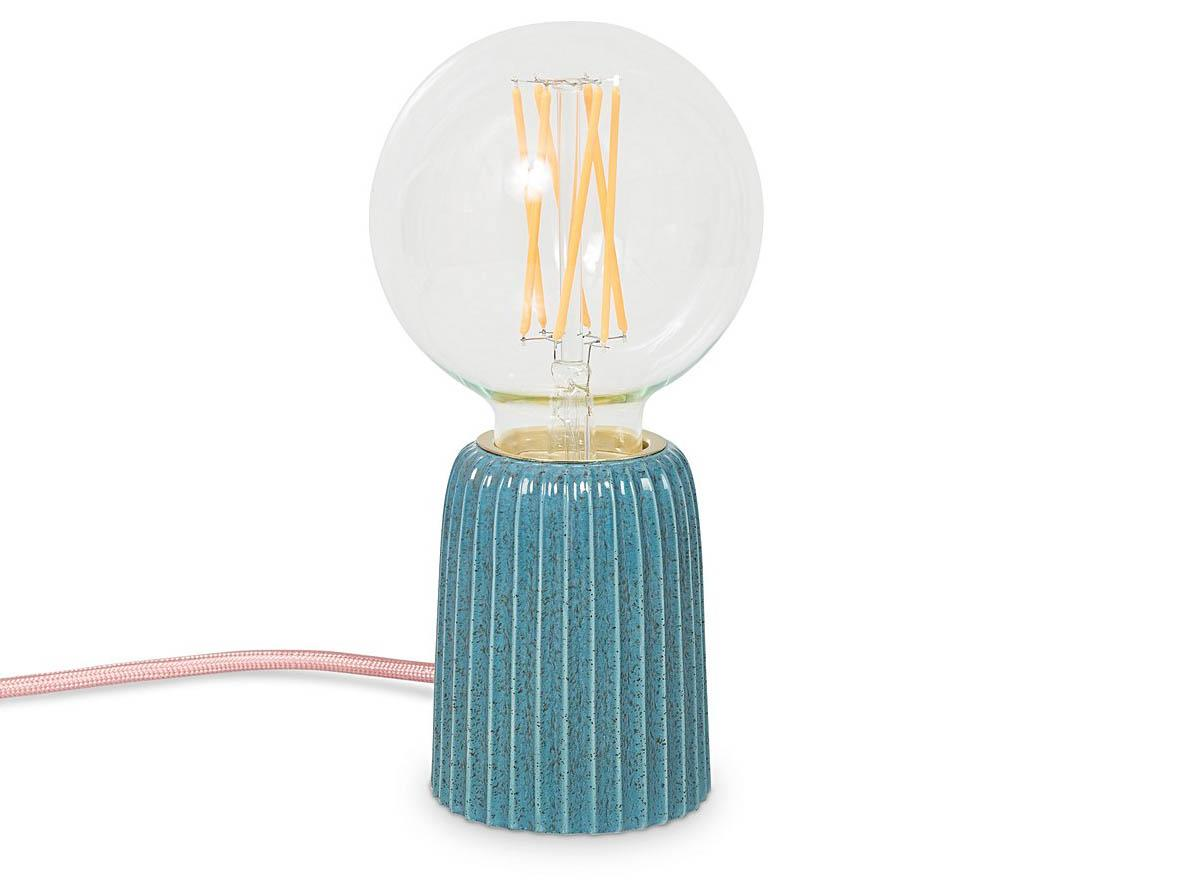 best table lamps the independent oliver bonas ese accent lecia ceramic teal lamp oliverbonas light wood nest tables round outdoor cocktail glass top occasional rustic end set club