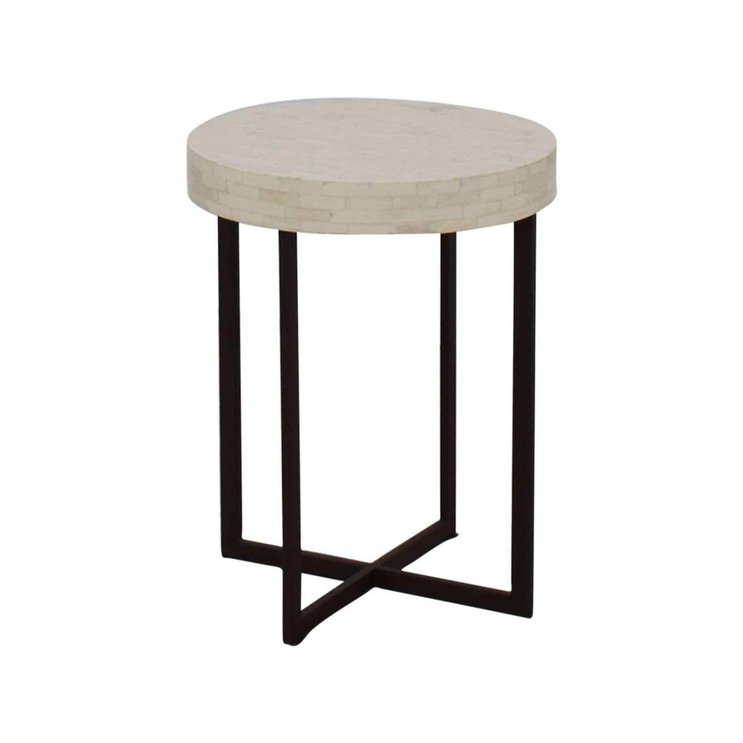 best west elm accent table for martini side ideas luxury off bone tables narrow marble coffee jcpenney kitchen curtains super slim console acacia wood with small nesting set