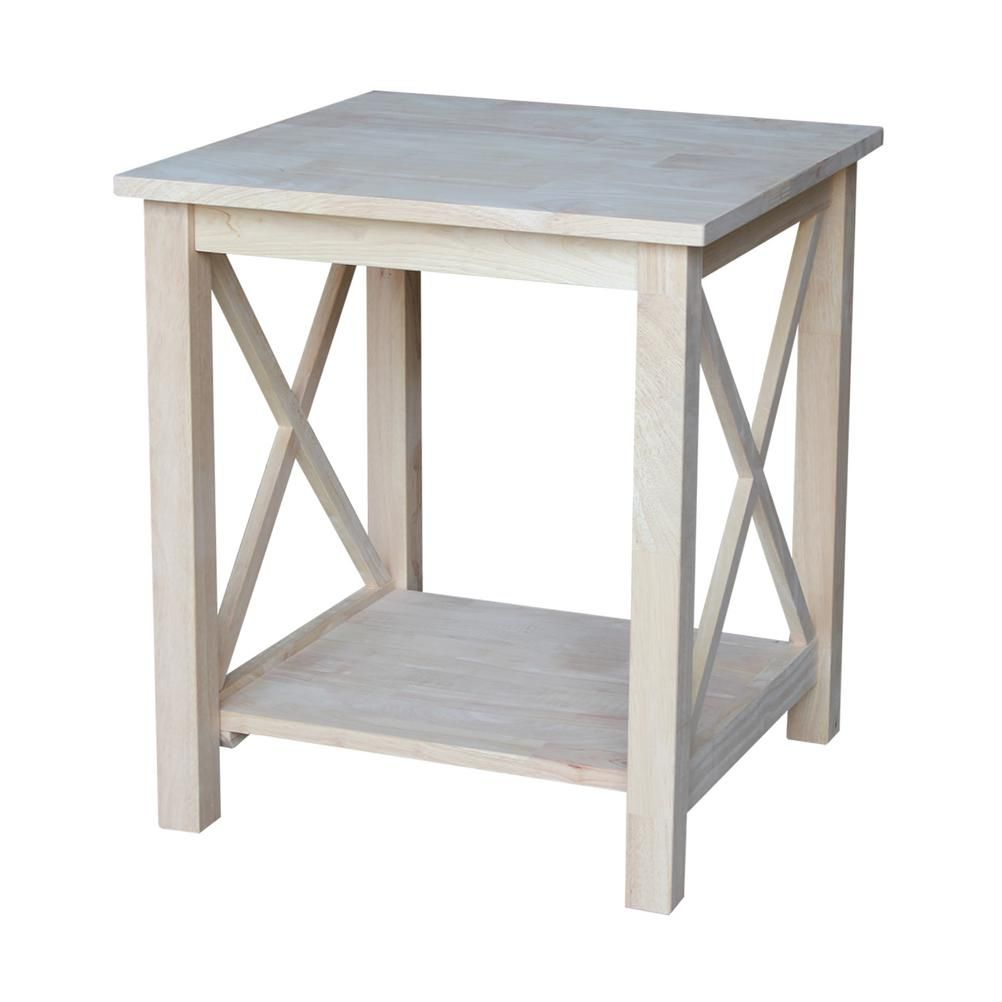 best winsome wood end table antique walnut kitchen dining marvelous international concepts hampton unfinished the fascinating format tables for accent wooden room chairs worlds