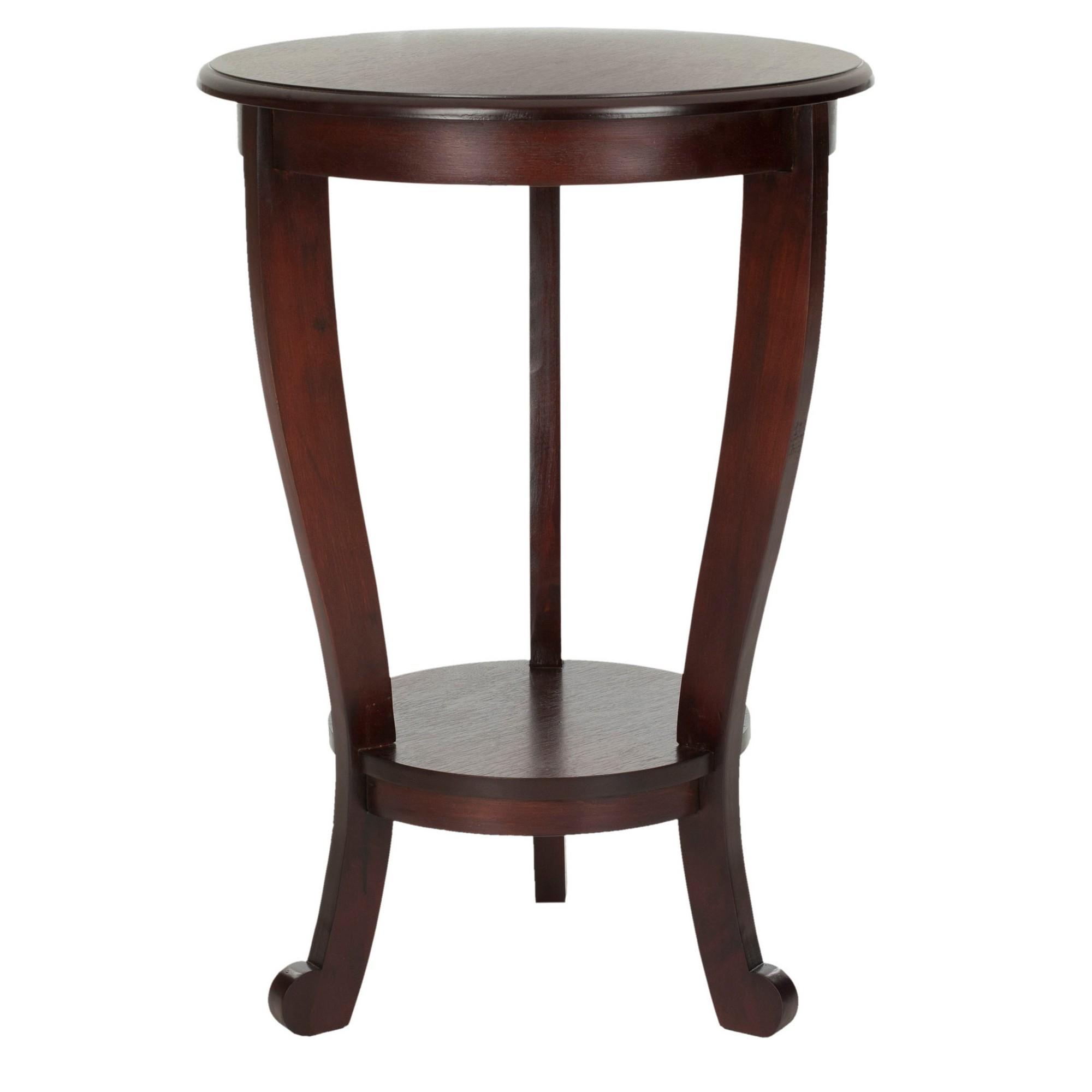 bette accent table cherry red safavieh products half moon glass dining set furniture marble and gold replacement legs drawer vintage oriental lamps round ikea with bench seats