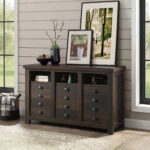 better homes and gardens granary modern farmhouse printers accent table rustic gray cabinet multiple finishes martin desk bathroom basin glass mirror dresser prefinished solid 150x150