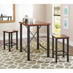 better homes and gardens mercer piece pub set vintage oak accent table departments west elm marble bbq grill small wood round patio end stands for living room modern nest tables 150x150