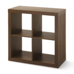 better homes and gardens square cube storage organizer multiple accent table rustic gray colors rhinestone lamp shade pedestal bedside prefinished solid hardwood flooring sofa 150x150