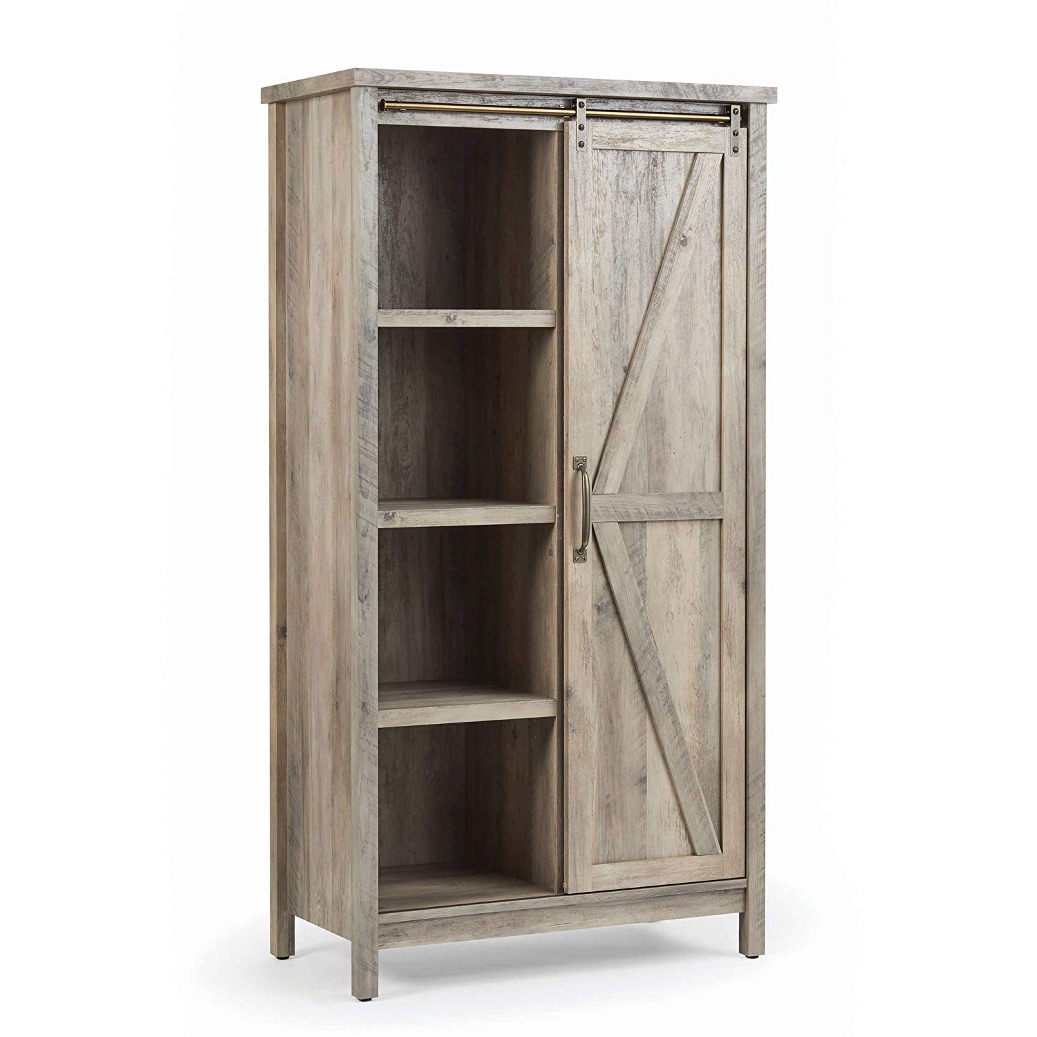 better homes and gardens storage cabinet rustic gray accent table multiple colors finish kitchen dining foyer decor moroccan mosaic gold brass coffee antique armoire small patio