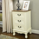 better homes and gardens two tone drawer accent table multiple end with drawers colors kohls jewelry coupon badcock furniture locations small side target dog crates lockable 150x150
