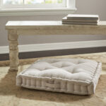 better homes gardens corduroy tufted square floor cushion kenzie accent table coffee with wood and metal mosaic patterns for tops buffet cabinet target nautical bar lights baby 150x150