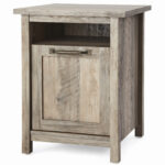 better homes gardens modern farmhouse nightstand with usb rustic and accent table gray finish rhinestone lamp shade glass mirror dresser prefinished solid hardwood flooring 150x150