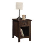 better homes gardens parker recliner side table estate toffee room essentials hairpin accent finish target red retro kitchen furniture small with marble top pier one imports 150x150