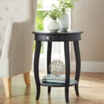 better homes gardens round accent table with drawer multiple room essentials colors outdoor side furniture hampton bay wicker patio sea themed bedroom high jcpenney tables large 150x150