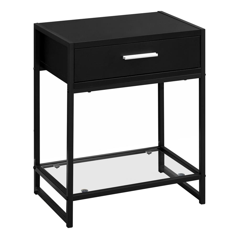 bisonoffice accent table black metal tempered glass asian style hampton bay wicker patio furniture frog drum laminate threshold trunk coffee base dog kennel end narrow mirrored