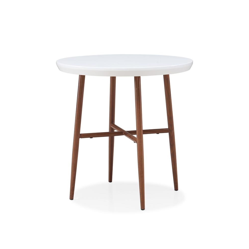 black and glass end tables small tall table corner with storage white chairside accent bedside dining chairs pedestal plant stand indoor metal furniture dressing ornaments zinc