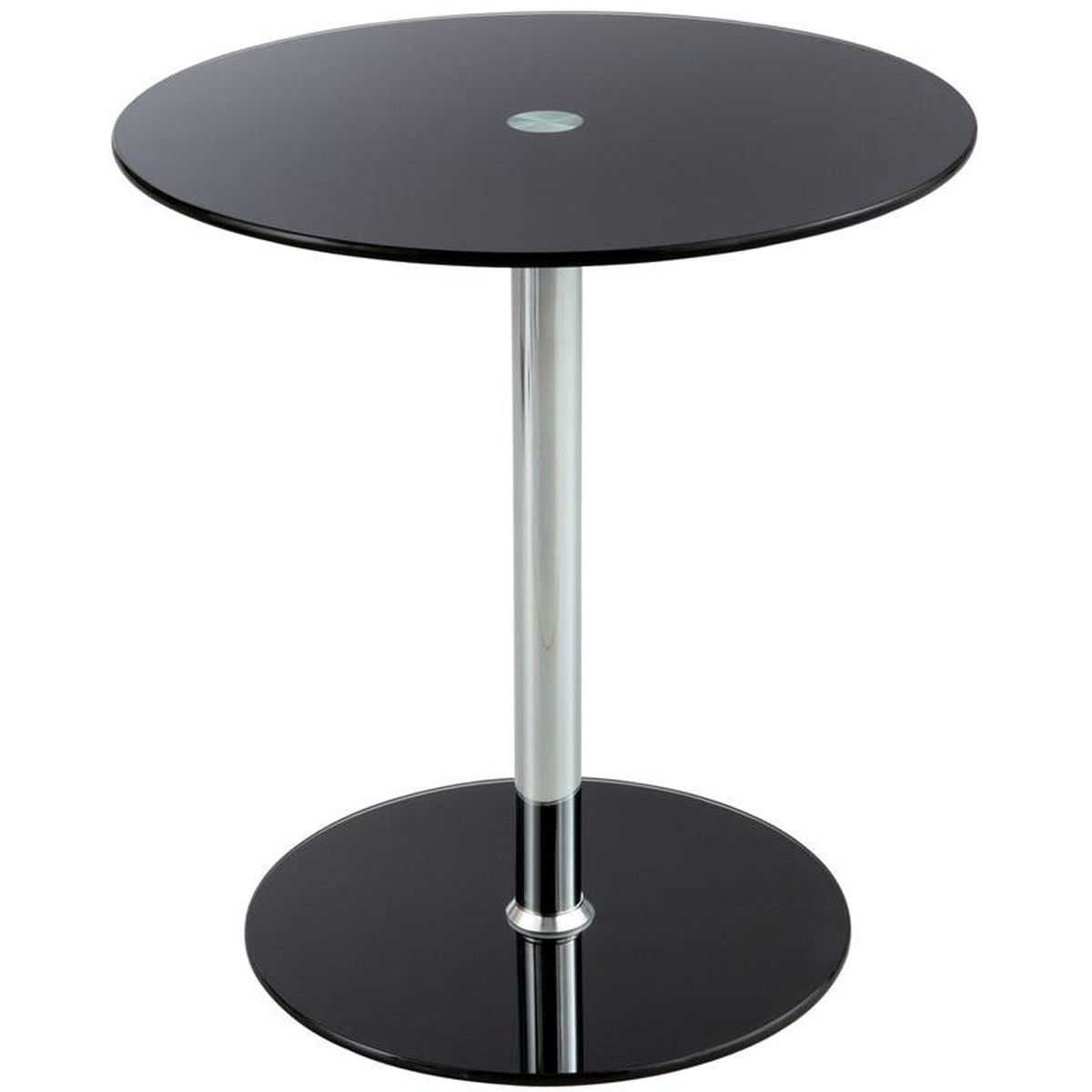 black glass accent table safco saf main our anywhere dia pottery barn round chair white dishes dining chairs small wingback high console bedside tables wall mounted side turquoise