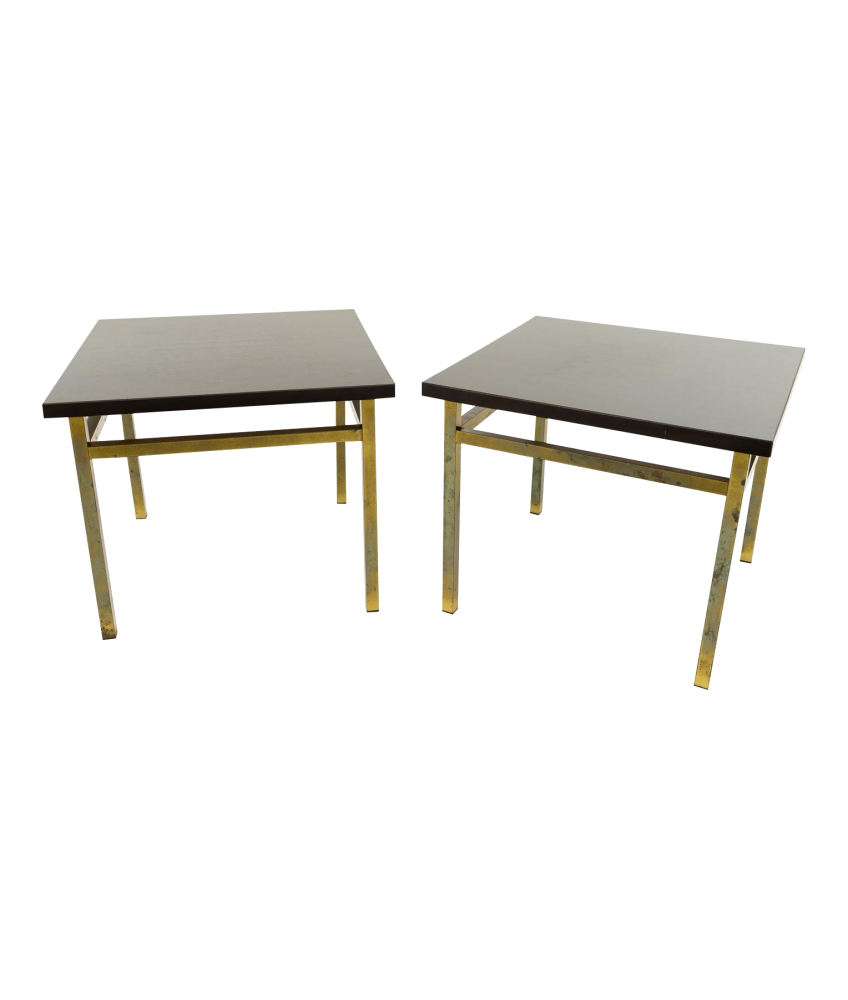 black laminate top brass small accent side end tables pair table outdoor sideboard white patio furniture threshold windham buffet lawn inch round tablecloth bar legs target