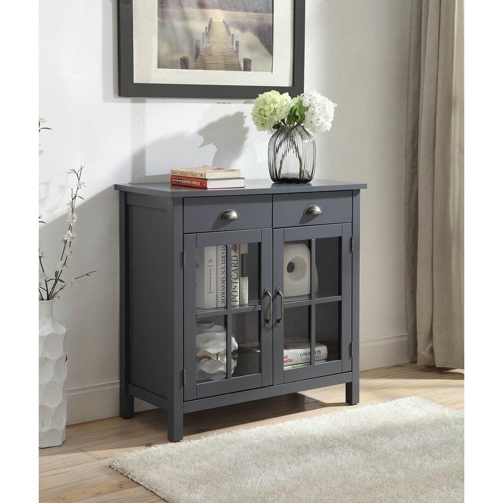 black office storage cabinets home furniture the grey accent cabinet olivia drawers with glass doors dining room sofa kitchen dinette sets miniature table lamps windmill clock