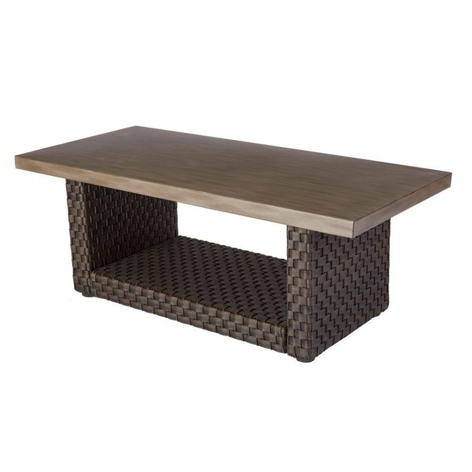 black rattan outdoor coffee table grey side teak wrought iron railings doors modern end with drawer pubg settings drop down kitchen threshold accent furniture kohls bedspreads and