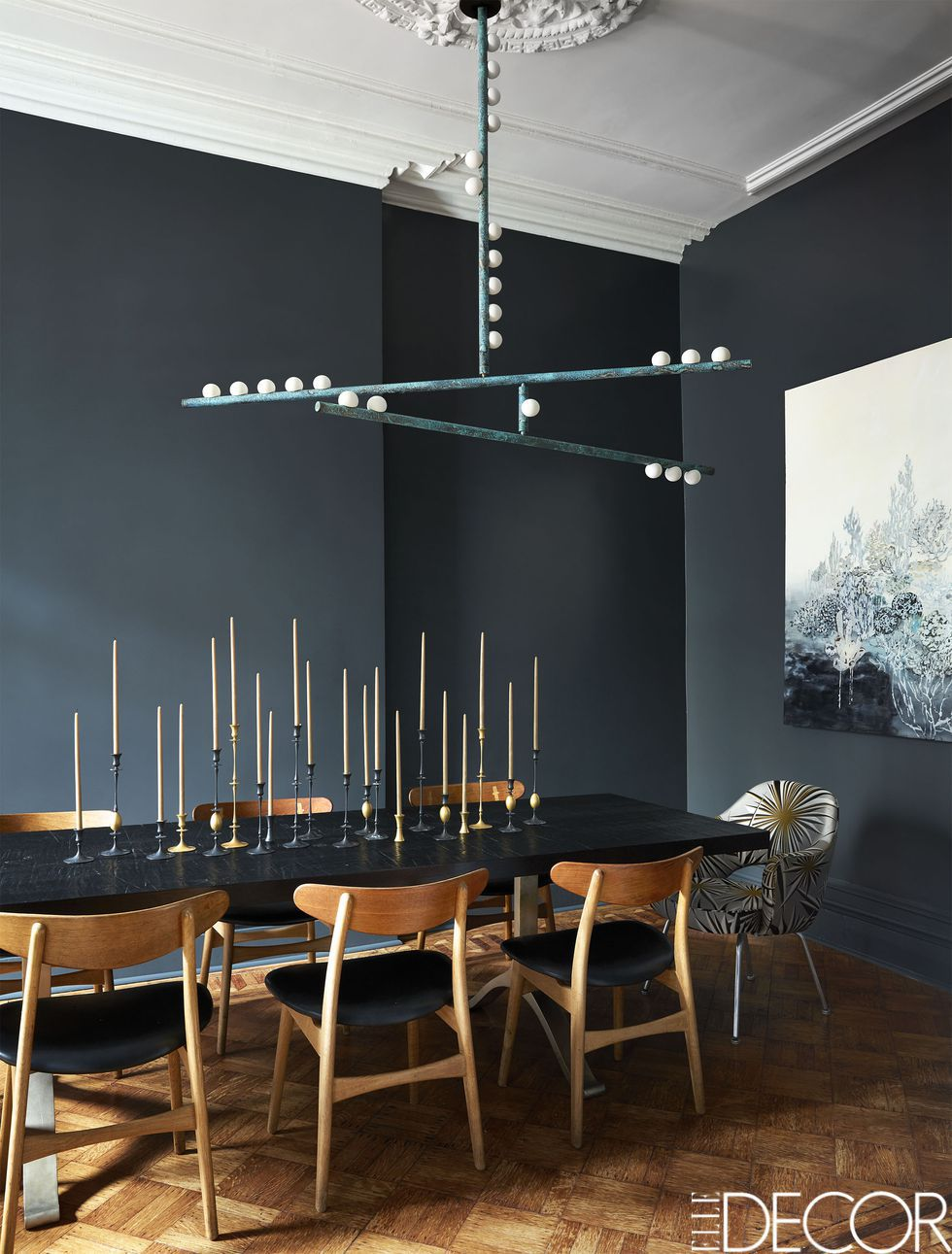 black room decorating ideas how use wall paint decor rooms crate and barrel marilyn accent table pier one imports dining target stools benches red tables entry hall chest drawers