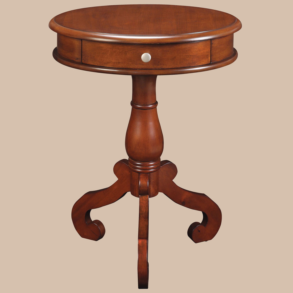 black round pedestal table small accent side corner dark oak end tables white half circle seaside themed lighting piece set garden marble and wood coffee hallway telephone patio