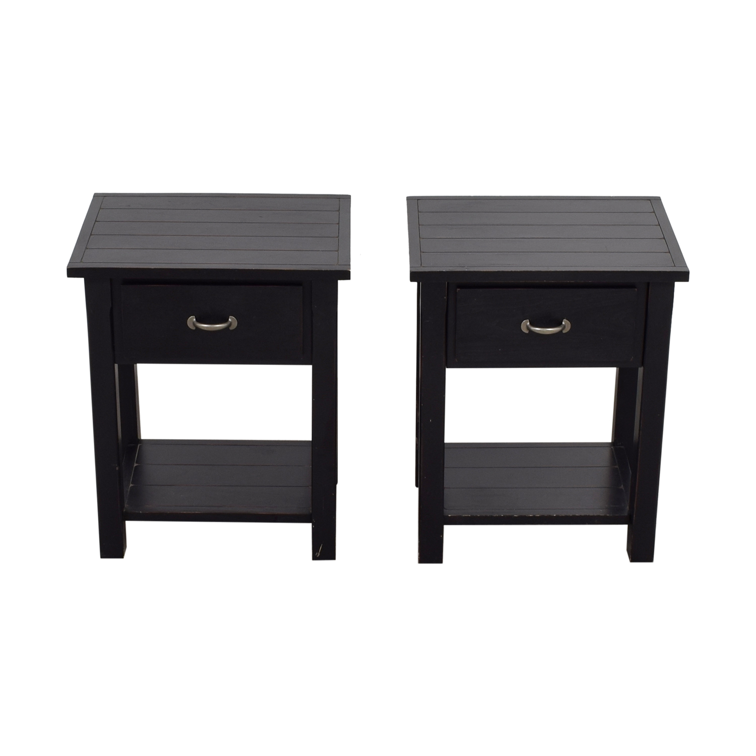black side table with drawer design ideas pottery barn single tables used winsome timmy accent off farmhouse drop leaf metal wood top battery operated desk lamp hall console kmart