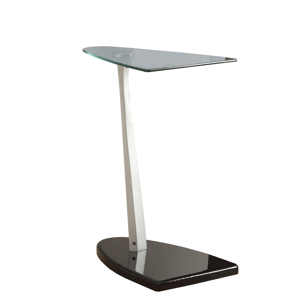 black silver accent table with glass shelving amp nautical themed side perspex height commercial office furniture floating nightstand ikea industrial end drawer wood teak grey